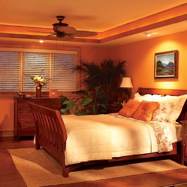 Ultimate Guide To Bedroom Ceiling Lights: How To Build A Soffit Box With Recessed Lighting