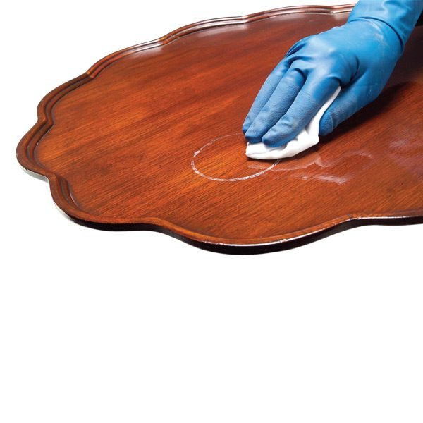 How To Remove Stains In Wood Furniture The Family Handyman