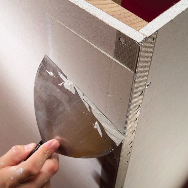 How To Tape Drywall Joints The Family Handyman