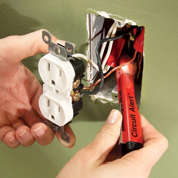 Electrical Tester And Their Uses : How to use cheap electrical testers the family handyman