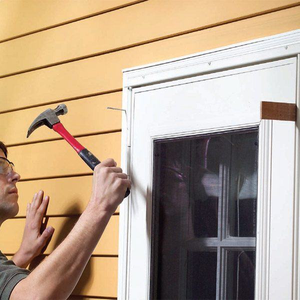 Screen Door Repair Storm Door Repair The Family Handyman
