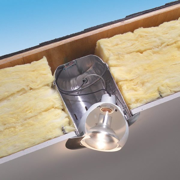 How To Use Insulated Can Lights In Ceilings The Family