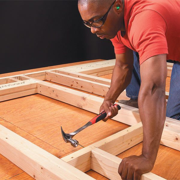 Do It Yourself Home Design: Wall Framing Tips For New Construction