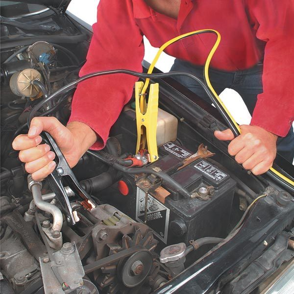 How Can I Jumpstart My Car Without Cables