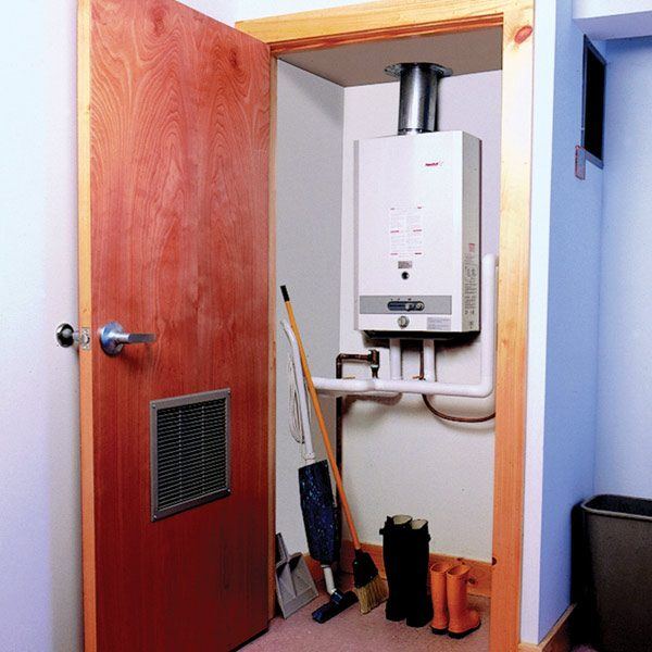 The Pros And Cons Of Tankless Water Heaters The Family