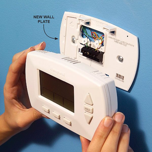 Install A Programmable Thermostat For Energy Savings