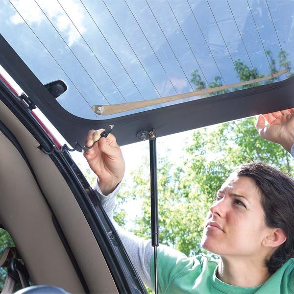 Car Window Defroster Repair