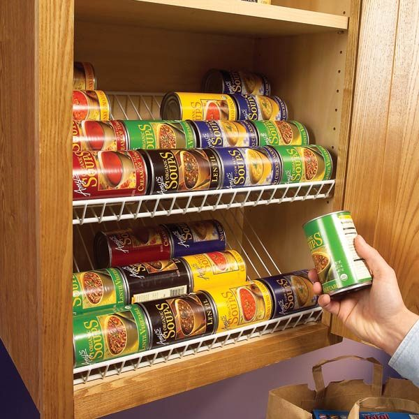 Kitchen Storage Solutions: Kitchen Storage Solutions: Pantry Storage Tips & Cabinet