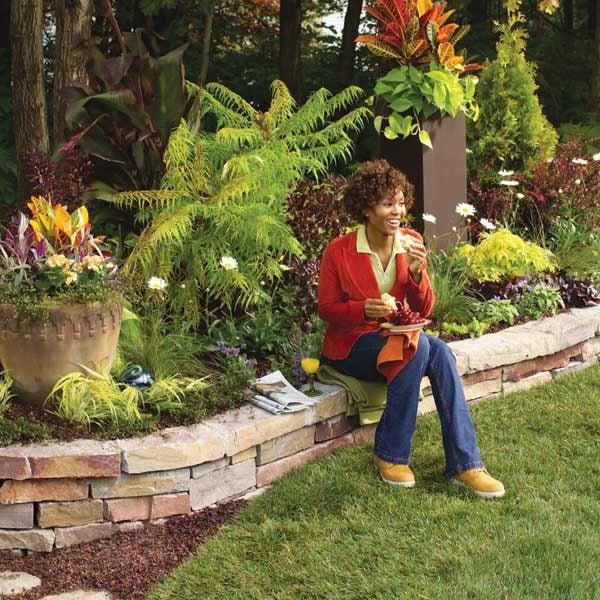 Construct A Raised Garden Bed The Family Handyman