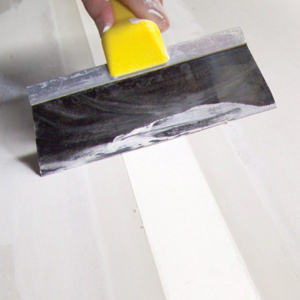 tips for better drywall taping the family handyman. Black Bedroom Furniture Sets. Home Design Ideas