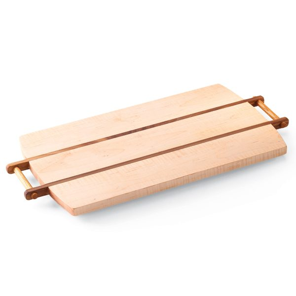 How To Make A Wooden Chopping Board And Serving Tray The
