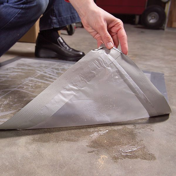 Damp Basement Finding Leaks And Water Sources The