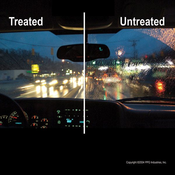 Safer Driving with Windshield Coating | The Family Handyman