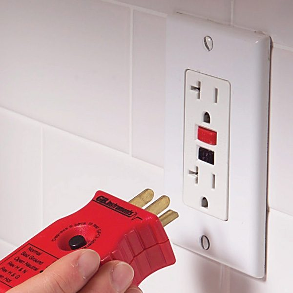 Testing Gfci Outlets The Family Handyman