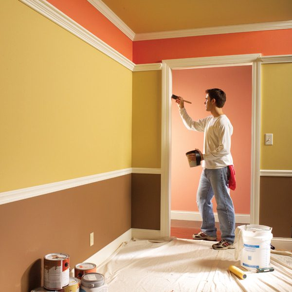 10 Tips For A Perfect Paint Job The Family Handyman