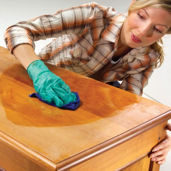 Wood Finishing Tips How To Renew A Finish The Family Handyman