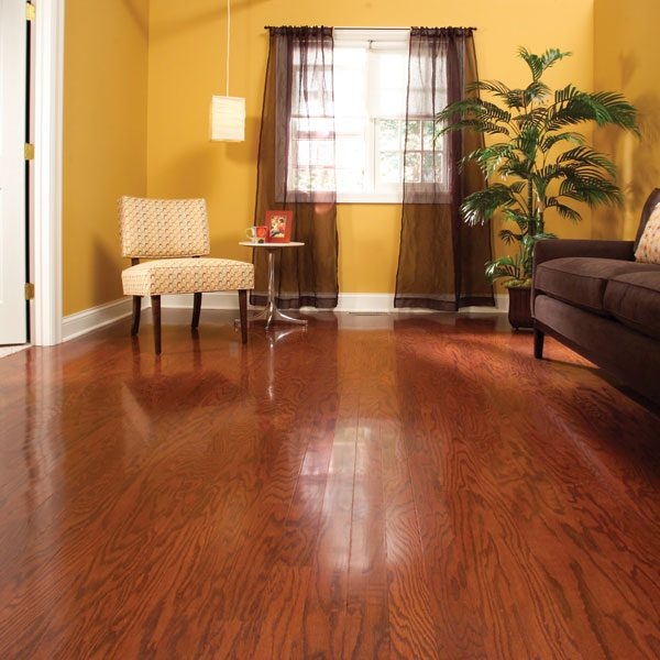 Refinish hardwood floors in one day the family handyman for How to restore a hardwood floor without sanding
