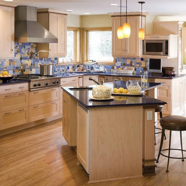 Kitchen Floor Remodel Ideas: Kitchen Remodeling Ideas And Tips
