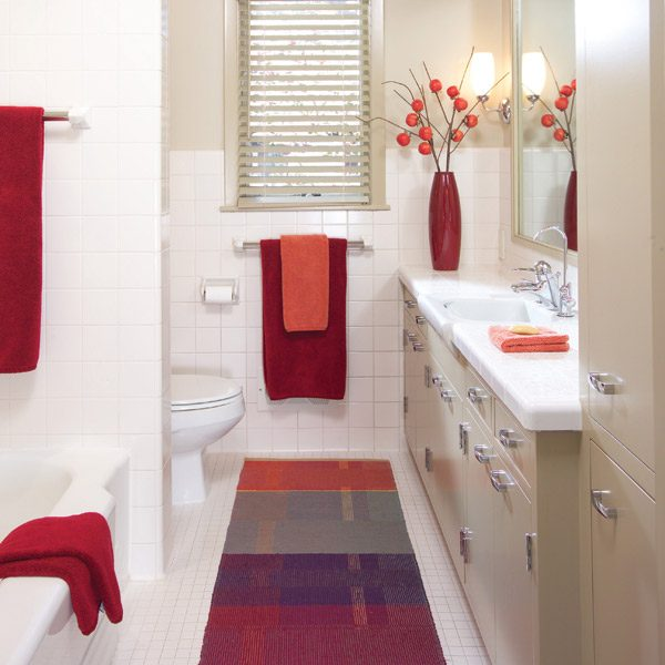Renovate a 1950s bathroom the family handyman for 1950 bathroom ideas