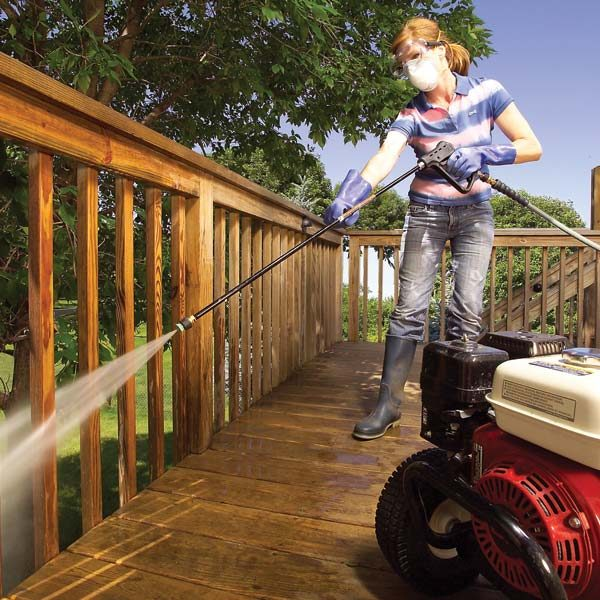 Deck Rescue Renew Your Deck The Family Handyman