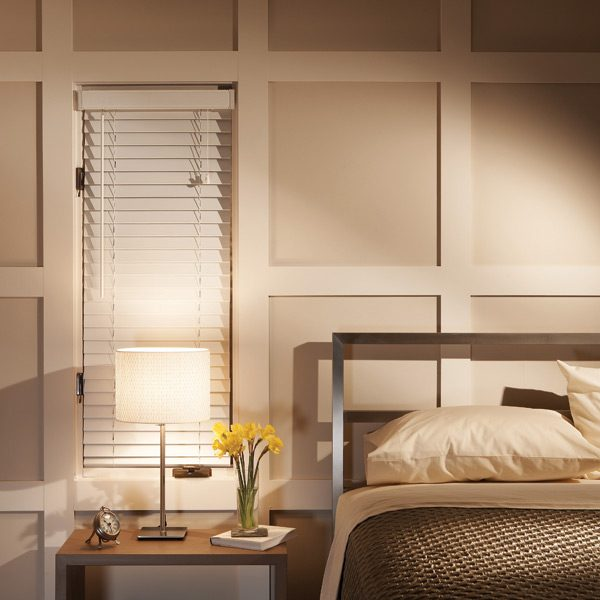 create the look of traditional paneled walls for your bedroom or