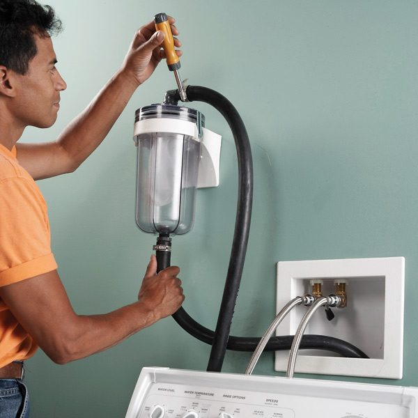 Septic System How To Filter Out Laundry Lint The Family
