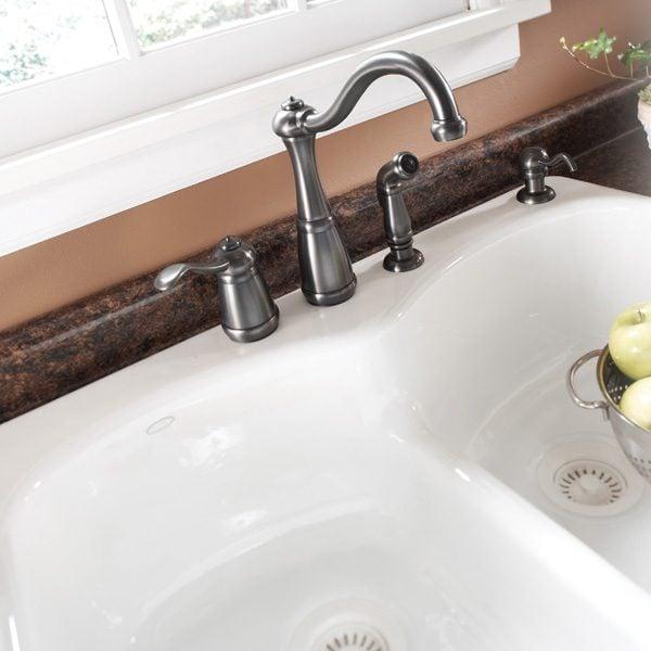 Install Kitchen Sink Basket Drain Without Putty