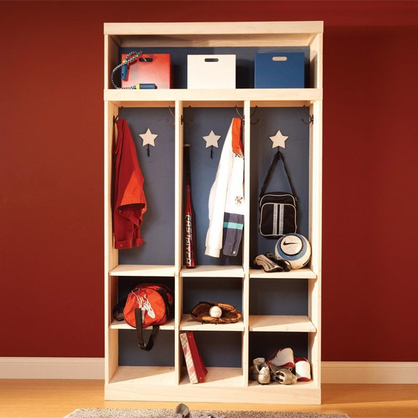 Entryway Storage and Organizer | The Family Handyman