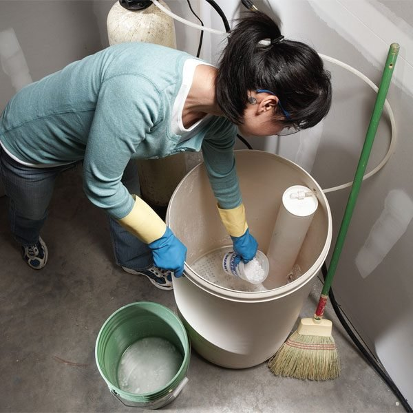 Fix A Water Softener The Family Handyman