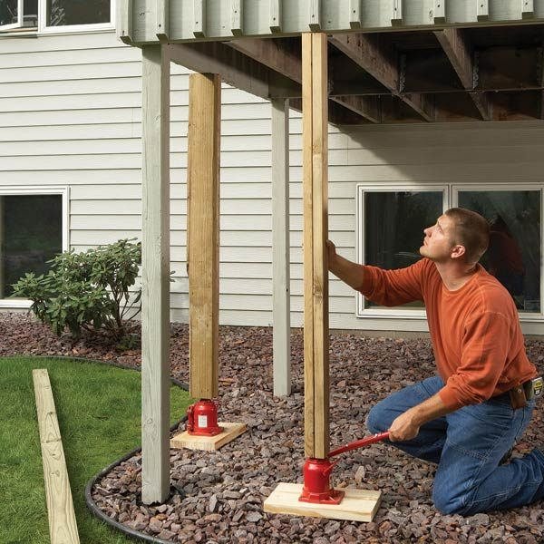 Easy Deck Inspection And Deck Repair Tips The Family Handyman
