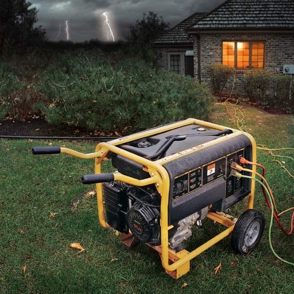 how to choose a generator for a house