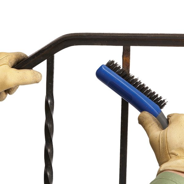 Restore Metal Before Painting The Family Handyman