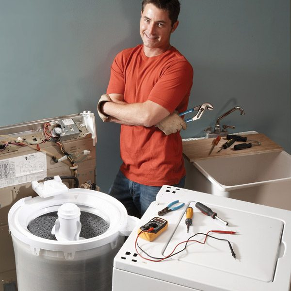 DIY Washer Repair | The Family Handyman