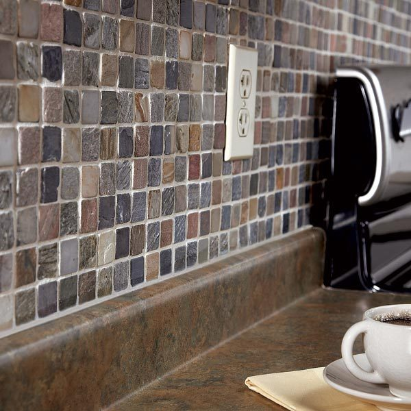 How to tile a backsplash the family handyman - How to install ceramic tile on wall ...