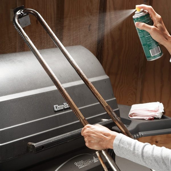 Grill Storage Tips For The Winter The Family Handyman