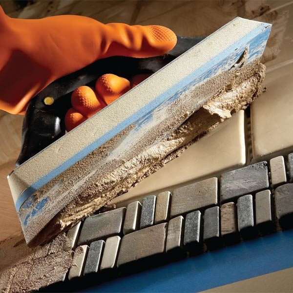 Our Best Grouting Tips The Family Handyman