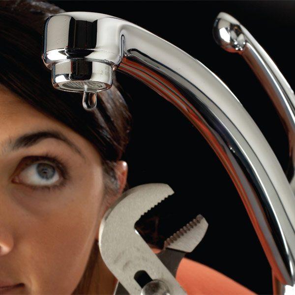 Diy Kitchen Sink Leak: Faucet Repairs: Fix A Drippy Ball-Type Faucet