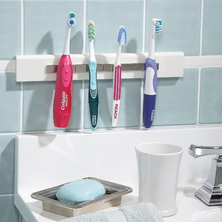 Magnetic Toothbrush Holder The Family Handyman