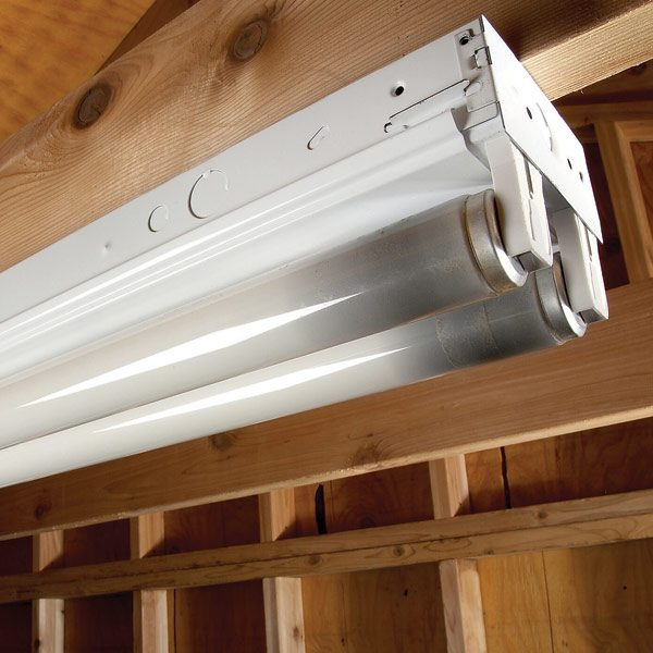 Tips For Replacing Fluorescent Bulbs The Family Handyman