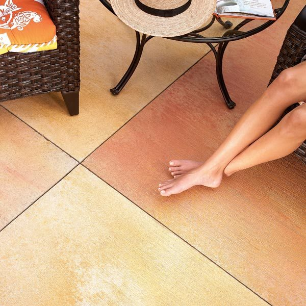 Patio Ideas With Existing Concrete Slab: Renew Your Concrete Patio