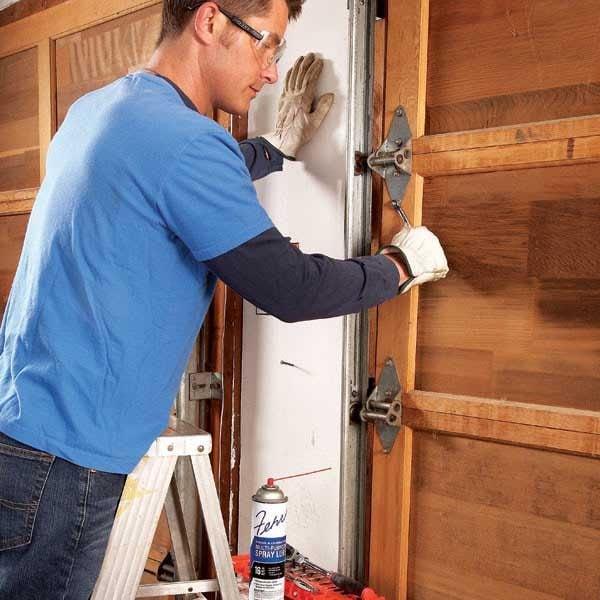 Superieur How To Fix A Noisy Garage Door