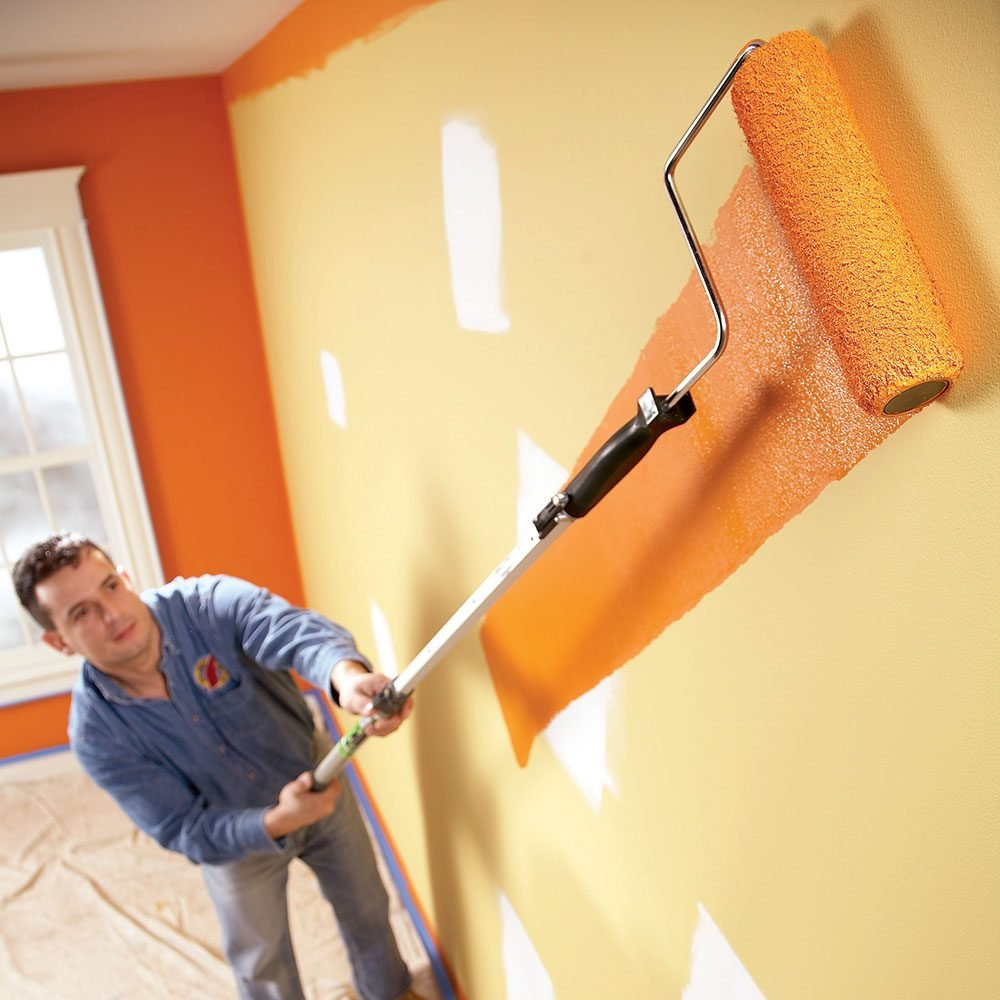 preparing walls for painting problem walls the family. Black Bedroom Furniture Sets. Home Design Ideas