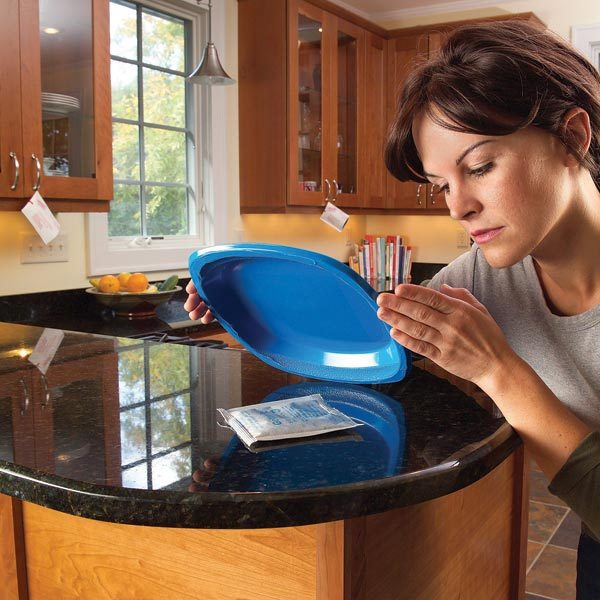 Kitchen Countertops Kinds: Test Granite Countertops For Radon Gas And Radioactivity