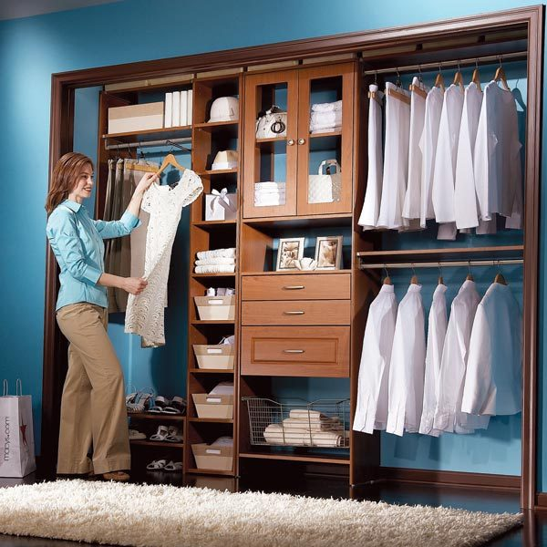 Build a Low Cost Custom Closet & Build a Low Cost Custom Closet | The Family Handyman