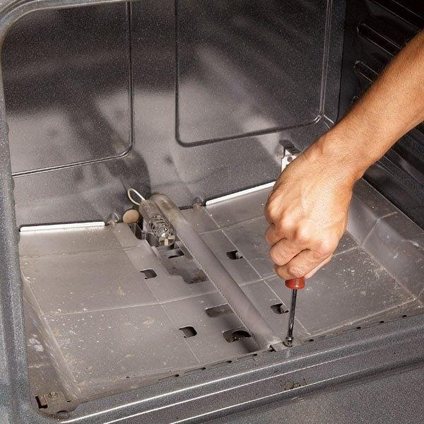 Gas Range Burner Repair Tips
