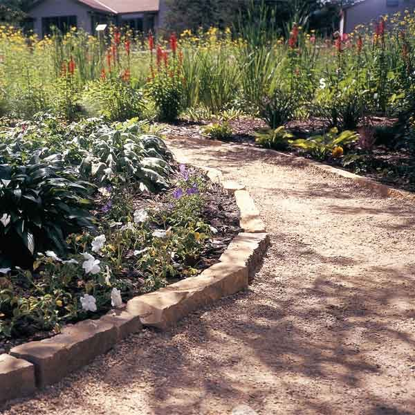 Affordable garden path ideas the family handyman for Garden path designs