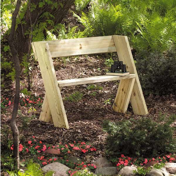Simple Garden Bench Design fantastic simple garden furniture with additional home design ideas with simple garden furniture Awesome 18 Build Outdoor Benches Inspirational
