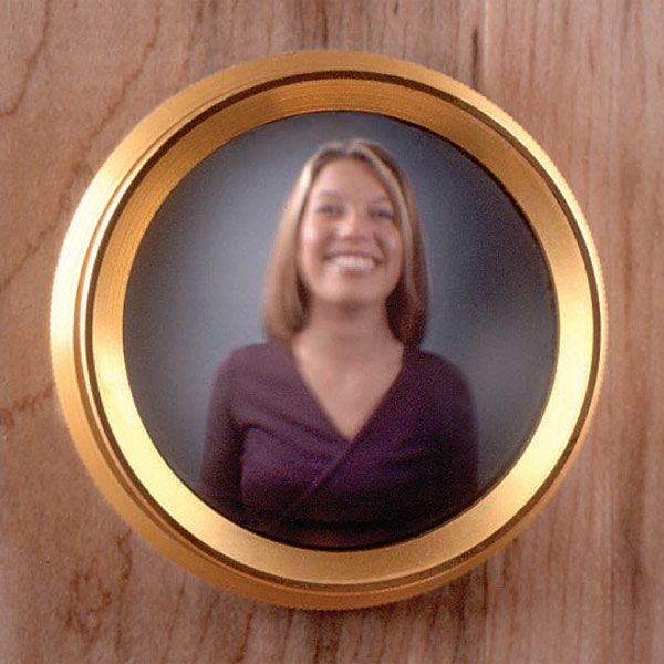 Replace A Peephole With A Door Viewer The Family Handyman