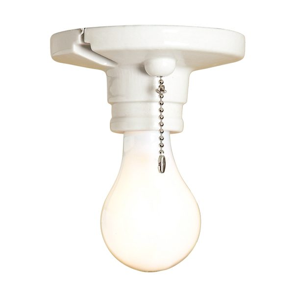 Ceiling Light With Pull Chain Switch: Install a Wireless Light Switch,Lighting