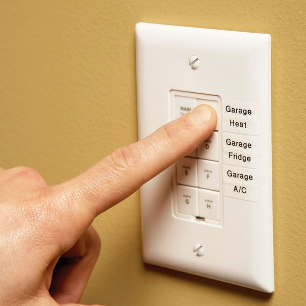 Control Garage Electrical Devices Remotely The Family